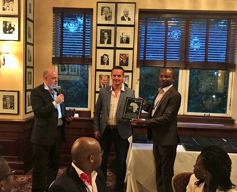 Microsoft WECA Partner of the Year 2017, Public Sector: Government.