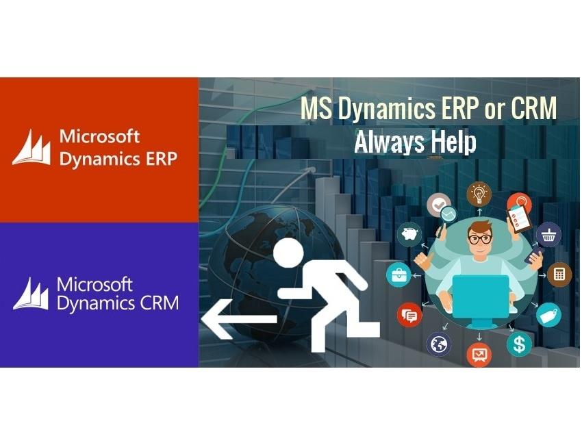 MS Dynamics ERP or CRM Always Help Multitasking