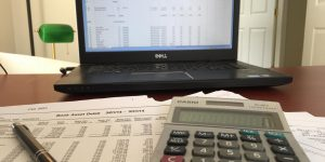 Fixed Assets Physical Inventory and Reconciliation of the Asset Register.