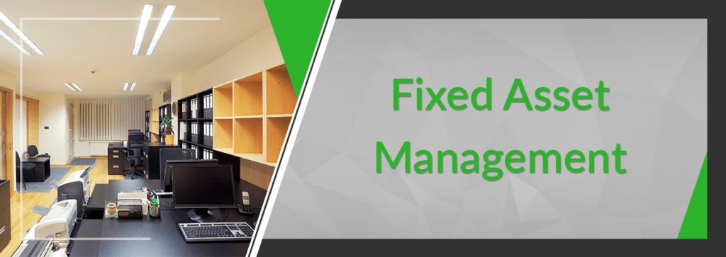 Impax's Fixed Asset Management Services