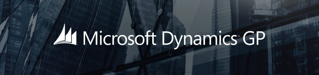Leading Provider of the Microsoft Dynamics GP ERP Solution