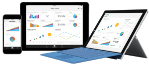 Impax's Power BI (Any data, anywhere, anytime)