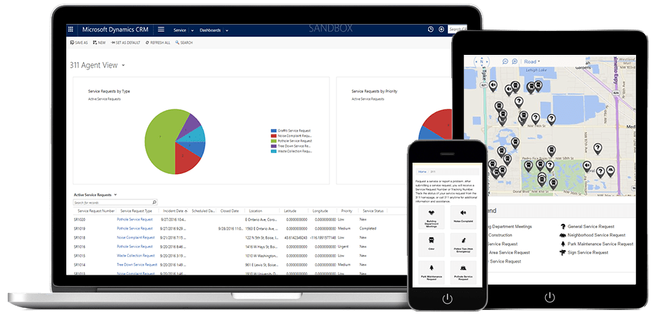 The best Microsoft Dynamics CRM provider for over a decade