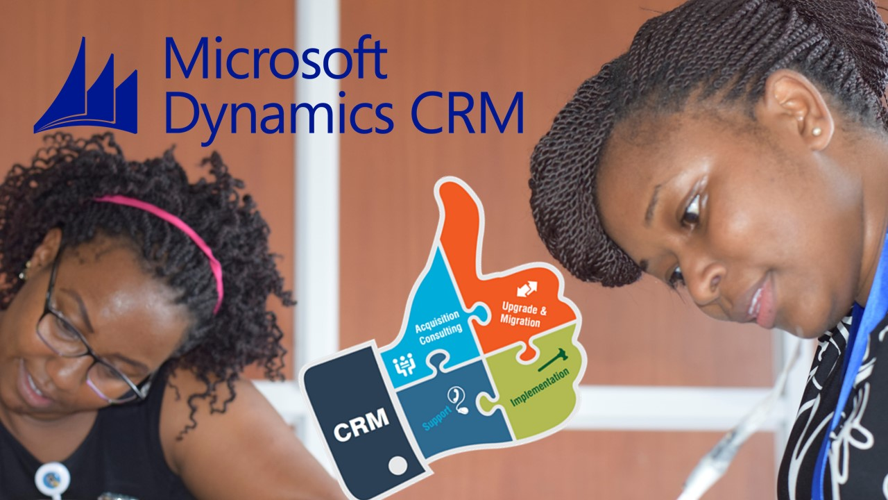 Our Microsoft Dynamics CRM Consulting Services