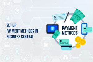 Set Up Payment Methods in Business Central